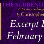 Excerpt Blitz: The Surrender Gate (Desire Exchange #1) by Christopher Rice