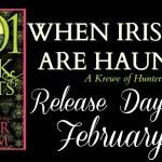 Release Day Blitz: When Irish Eyes Are Haunting (1001 Dark Nights) (Krewe of Hunters #14.5) by Heather Graham