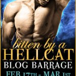Spotlight: Bitten by a Hellcat (Eternal Mates #6) by Felicity Heaton ~ Excerpt