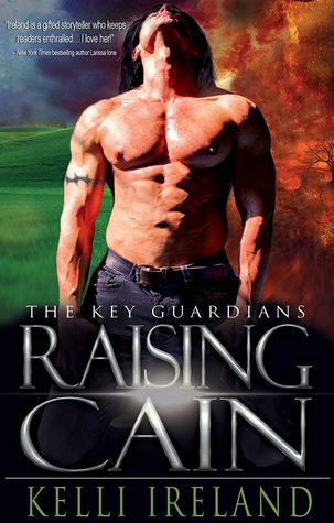 Raising Cain (The Key Guardians #1)
