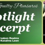 Forsaken Realms (Bounty Hunters United #1) by Katalina Leon ~ Excerpt