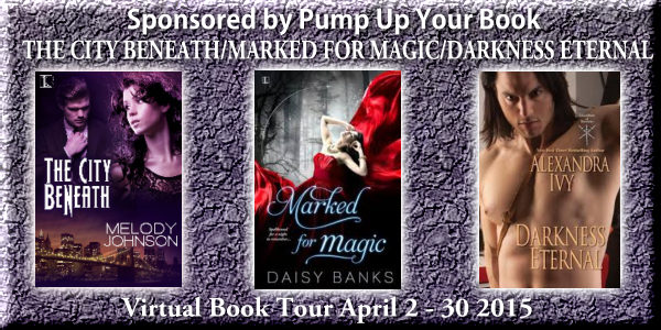 Paranormal Kensington April Banner
