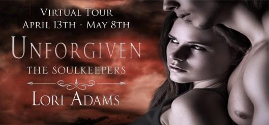 Unforgiven Tour Banner