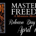 Release Day Blitz: Master Of Freedom by Cherise Sinclair ~ Excerpt