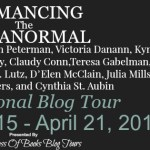 Romancing the Paranormal: All New Tales {TOUR}
