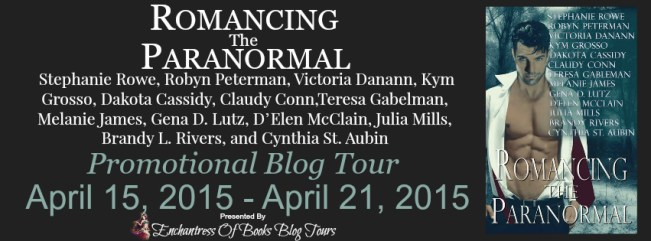 Romancing The Paranormal Banner