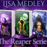 The Reaper Series by Lisa Medley {Series Blitz}