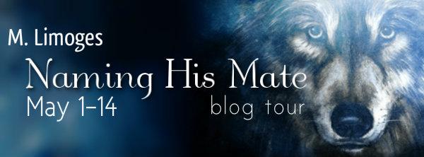 Naming his Mate Tour Banner