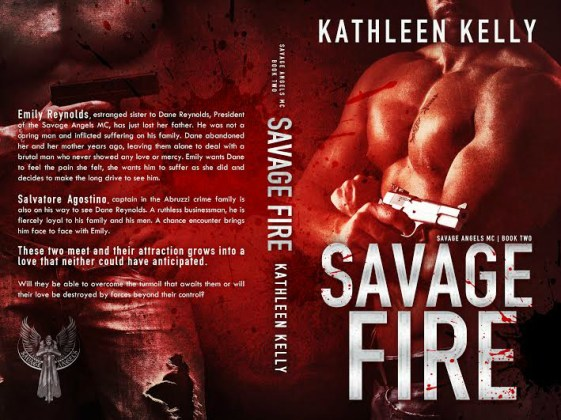 Savage Fire - Full Jacket