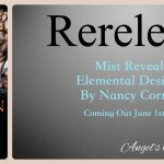 Rerelease Coming: Mist Revealed (Elemental Desire #1) by Nancy Corrigan ~ Excerpt