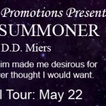 Dark Summoner (Relic Keeper #1) by D.D. Miers {Tour} ~ Excerpt/Giveaway