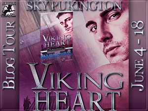 Viking Heart Button 300 x 225
