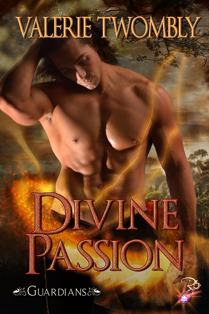 Divine Passion Book Cover