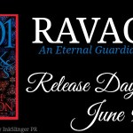 Release Day Blitz: Ravaged (Eternal Guardians #7.5)(1001 Dark Nights) by Elisabeth Naughton ~ Excerpt