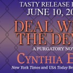 Deal With The Devil (Purgatory #4) by Cynthia Eden {Tour} ~ Excerpt/Giveaway
