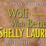 Wolf with Benefits (Pride #8) by Shelly Laurenston {Tour} ~ Excerpt