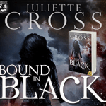 Character Interview: Meet Genevieve Drake (Bound in Black Tour) ~ Excerpt