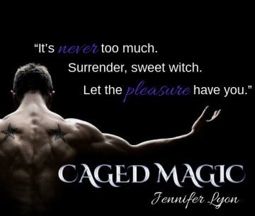 Caged Magic Teaser 6