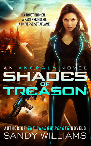 Shades of Treason Book Cover