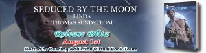 Seduced By the Moon - Banner