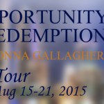 An Opportunity for Redemption (Haven Security #2) by Donna Gallagher {Tour} ~ Excerpt