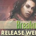Release Week Blitz: Breakout (Dred Chronicles #3) by Ann Aguirre (Tour) ~ Excerpt
