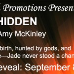 Cover Reveal: Hidden by Amy McKinley ~ Giveaway