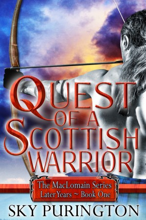 Quest of a Scottish Warrior