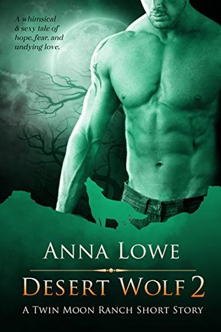 Desert Wolf 2 Book Cover