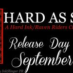 Release Day Launch: Hard as Steel (Hard Ink #4.5)(1001 Dark Nights) by Laura Kaye ~ Excerpt