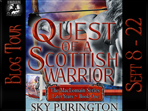 Quest of a Scottish Warrior Button 300 x 225