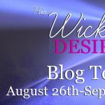 His Wicked Desire (Vieux Carré Witch Sister #2) by Dawn Chartier {Tour}