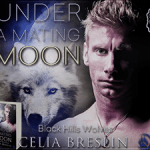 Interview: Celia Breslin (Under a Mating Moon – Tour) ~ Excerpt