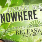 Release Blast: Nowhere to Hide (Delos #1) by Lindsay McKenna
