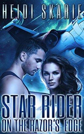 Star Rider on the Razor's Edge
