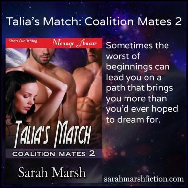 Talia's Match AD 2