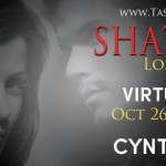 Shattered (LOST #3) by Cynthia Eden {Tour} ~ Excerpt/Giveaway