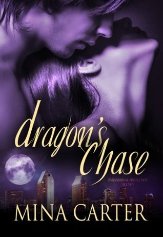 Dragon's Chase Book Cover
