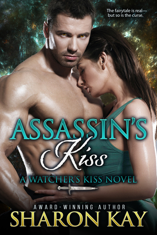 Assassin's Kiss Book Cover