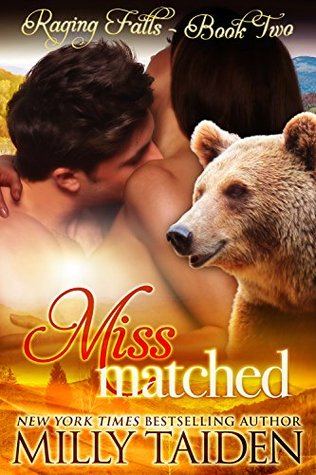 Miss Matched Book Cover