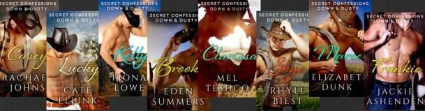 SecretConfessions:Down&DustyBooks