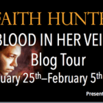Blood In Her Veins by Faith Hunter {Tour} ~ Excerpt
