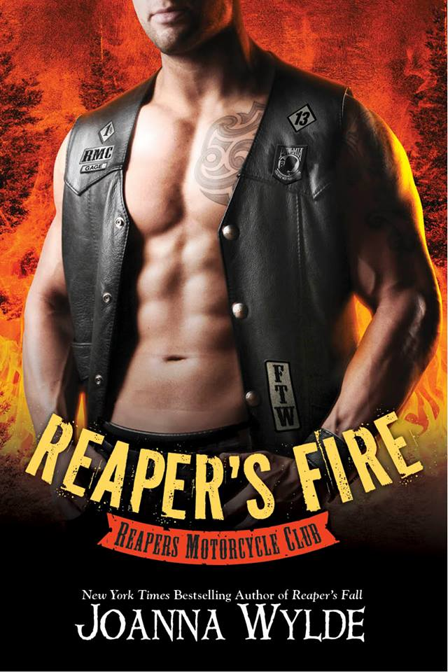 Reaper's Fire Book Cover