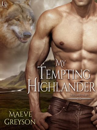 My Tempting Highlander Book Cover
