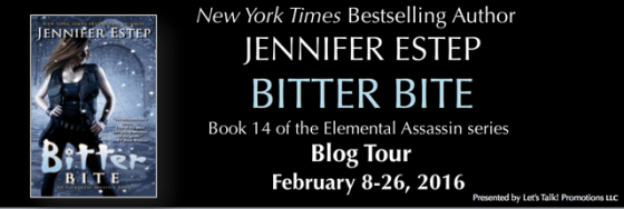 BITTER BITE Blog Tour