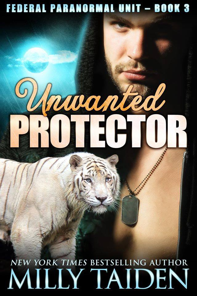 Unwanted Protector Book Cover