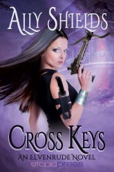 1_Cover_CrossKeys_Elvenrude Trilogy