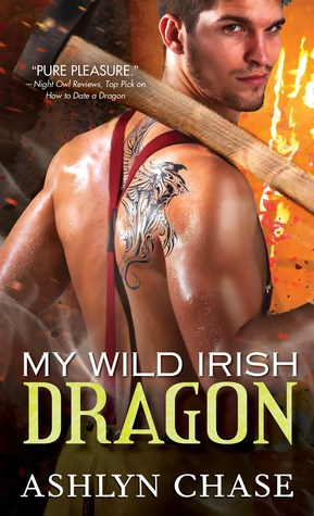 My Wild Irish Dragon Book Cover