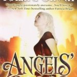 Review: Angels' Blood (Guild Hunter #1) by Nalini Singh