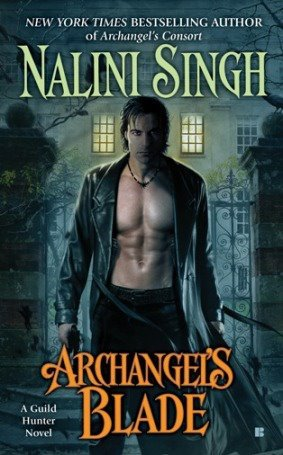 Archangel's Blade Book Cover